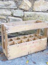 Anciennes caisses marchand de vin