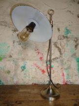 LAMPE VINTAGE - BUREAU - ATELIER
