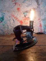 LAMPE VINTAGE-FER DE VOYAGE- PHILIPS