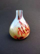 Vase - Verrerie d'Art Soisy-sur-École