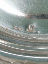 Coupelle ciselée en métal argenté - Royaume-Uni, XIXe siècle