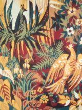 Tapisserie oiseaux de Paradis signé Hervé Lelong