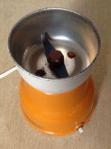 Moulin à café électrique Moulinex vintage
