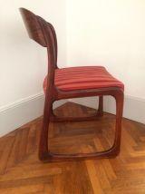 Quatre chaises vintage Baumann