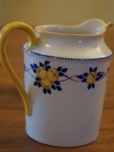 pichet porcelaine de Limoges Betoule & Legrand