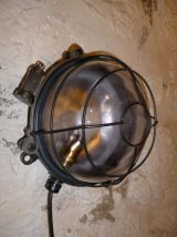 "LAMPE VINTAGE ' MAPELEC """