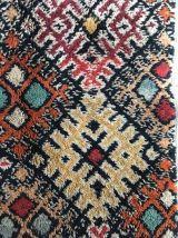 Tapis laine style ethnique