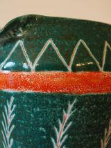 Pichet à eau en céramique de Vallauris