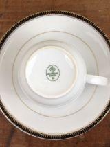 Service à café en porcelaine de Bavière