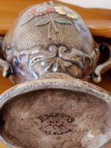 Potiche vase céramique italienne