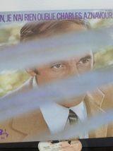 vinyle 33 tours Charles Aznavour