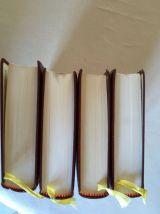 4 Livres Le Cercle du Bibliophile