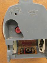 pendule formica vintage Bayard