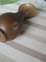 Original Petit pot à lait ancien en cuivre  début 20ième