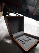 sac a main bois 40s vintage japanais