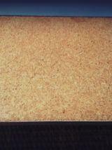 Plateau formica et chrome doré