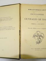 encyclopedie des ouvrages de dames theres de DILLMONT DMC 19