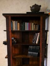 lot de 5 meubles en bois massif (accacia)