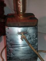 Boite à furet lampe vintage