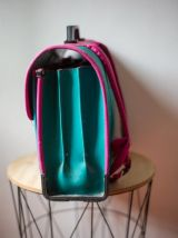 Cartable Vintage Old school so 90's