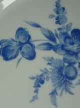 Set 6 assiettes à dessert porcelaine Haviland Limoges