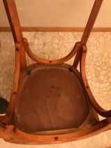 "chaise bistrot ""LUTERMA"","