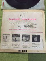 2 45T Claude François 60's