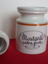 Pot à moutarde extra-forte