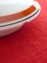 Pot à lait en porcelaine d'Auteuil