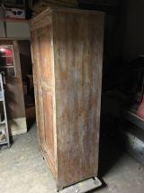 Ancienne armoire de métier 1950