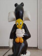 Statue Titi & Sylvestre