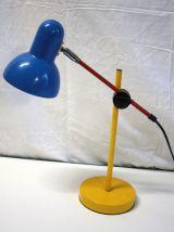Lampe articulée style memphis