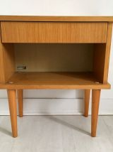 Table de chevet vintage 60's