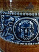 Chope céramique ancienne Manufacture Marzi & Remy
