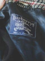 Superbe Manteau long Burberry's