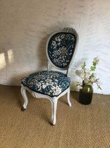 Chaise médaillon ancienne
