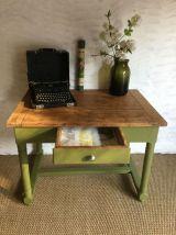 Bureau ou table à écrire ancien