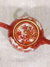 Théière individuelle en porcelaine de Chine