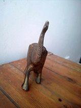 éléphant en bronze