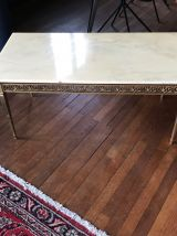 Table basse style Empire