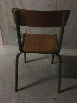 Chaise d'école Mullca