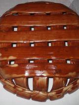 Corbeille céramique années 50's