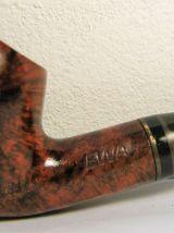 Pipe à fumer courte en bruyère saint claude ewa