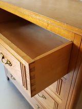 Commode vintage en bois originale