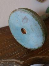 Ancien porte chapeau en bois