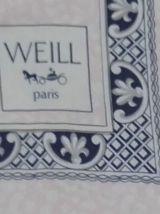 Foulard en soie WEILL