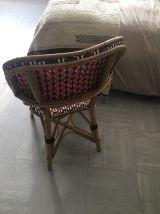 Tres jolie chaise de terrasse de la célèbre marque Drucker