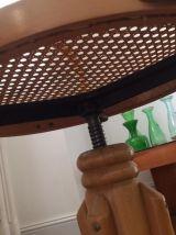 Magnifique fauteuil pivotant Thonet