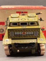 Jouet ancien modern toy's - electric tank M1