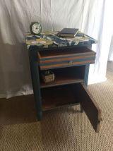 Chevet ou meuble d'appoint ancien